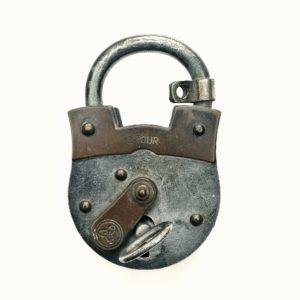 Beispielbild Vorhängeschloss Datenschutz