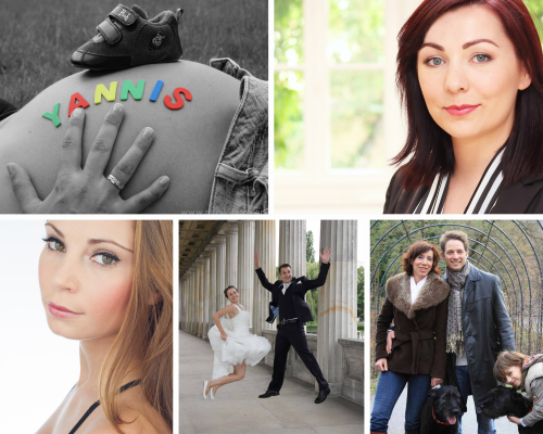 Collage Fotografie Beispiele